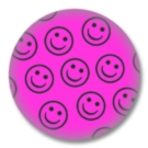 Pinker Smilies Button