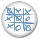 Tic Tac Toe Button