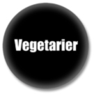 Vegetarier Button / Ansteckbutton
