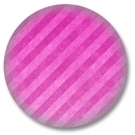 Pink gestreifter Button