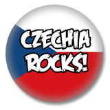 Tschechien Button - Czechia Rocks