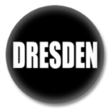 Dresden Ansteckbutton