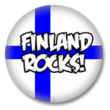 Finnland Button - Finland Rocks