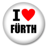 I love Fürth Ansteckbutton