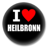I love Heilbronn Button