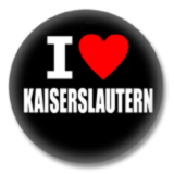 I love Kaiserslautern Button