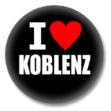 I love Koblenz Button