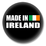 Irland Button - Made in Ireland
