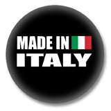 Italien Button - Made in Italy