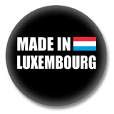 Luxemburg Button - Made in Luxembourg