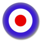 Mod Target Button Badge / Ansteckbutton