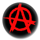 Anarchy Button Badge / Ansteckbutton