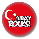 Türkei Button - Turkey Rocks