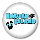 Hawaii Button Badge / Ansteckbutton